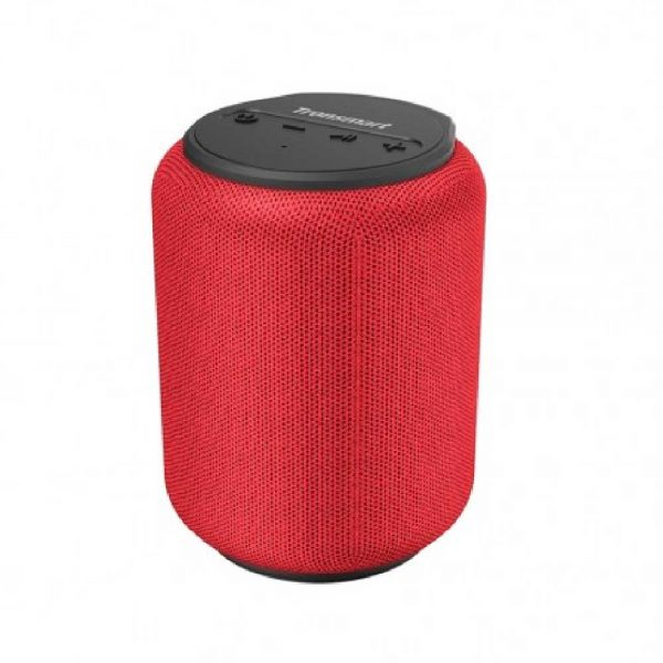 tronsmart t6 mini bluetooth speaker red